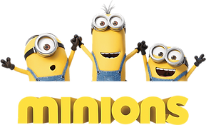 Minions Logo Clipart png