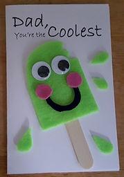 Coolest Dad Card