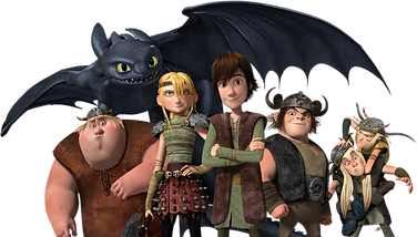 Train Your Dragon Clipart 3 png