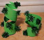 Dr Seuss Inspired Trees