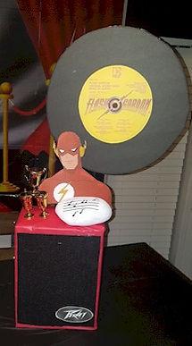 Speaker Queen Party Flash Gordon