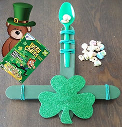 Lucky Charms Catapult