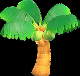 New Horizons Palm Tree Clipart