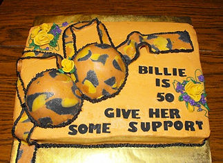 Bra Cake Give Her Some Support