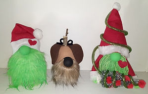 How The Grinch Stole Christmas Gnomes
