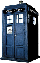 Dr Who Tardis Clipart