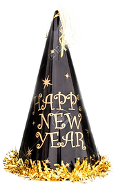 New Years Eve Party Hat Clipart