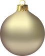 Gold Ornament Clipart