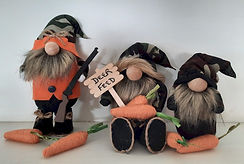Deer Hunter Gnomes