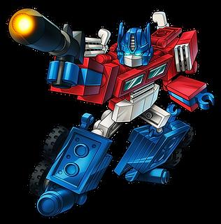 Optimus Prime Transformers Clipart png
