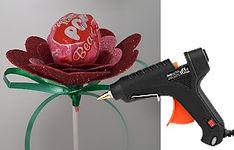 Tootsie Pop Flower