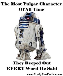 Most Vulgar Character R2D2 Meme