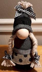 Female Gnome No Sew
