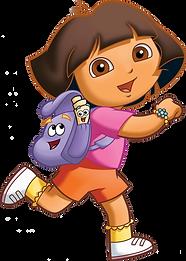 Dora The Explorer Clipart 01 png