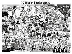 70 Hidden Beatles Songs Printable