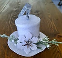 Top Hat Winter Wonderland Ornament