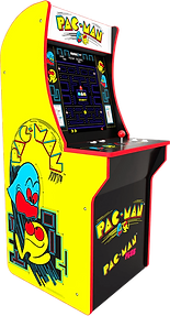 Pac Man Arcade Game Clipart