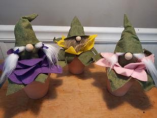 Flower Pot Gnomes