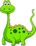 FREE Cute Dinosaur SVG and PNG Files