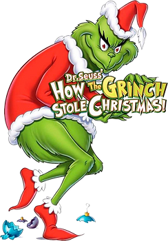 How The Grinch Stole Christmas Logo