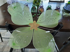 Fairy Wings Party Chair Decor