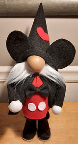 Mickey Mouse Gnome Formal