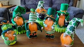 St Patricks Gnomes