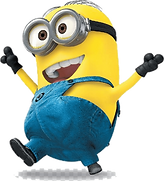 Minions Clipart 1 png