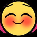 Embarassed Emoji Clipart