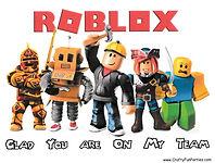 RoBlox Valentine Card Holder PDF