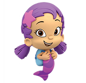 Bubble Guppies Oona png