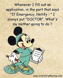 Notify Doctor Meme