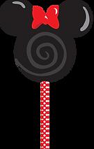 Disney Cake Pop Clipart