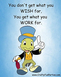Wish vs Work Meme