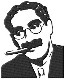 Groucho Marx Clipart