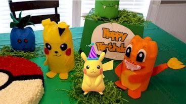 Pokemon Add Pikachu to Photo