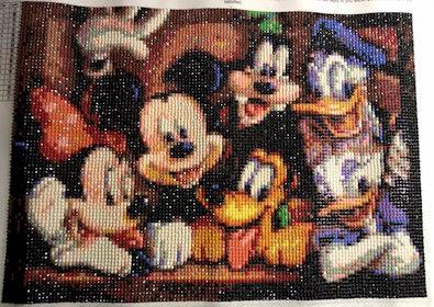 Disney Characters Diamond Painting