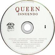 Queen Innuendo Label