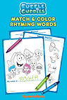 Bubble Guppies Rhyming Coloring Pack