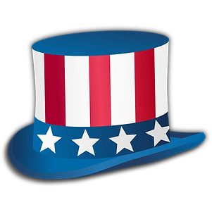 USA Hat Clipart