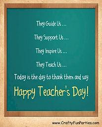 Guide Us Teachers Day Meme