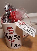 Dr Seuss Nurse I Am Mug