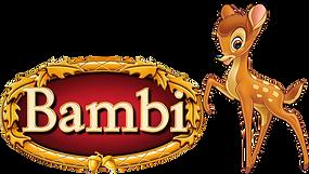 Bambi Logo png