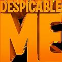 Despicable Me Logo png