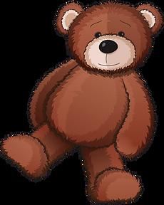 Teddy Bear Transparent Clipart