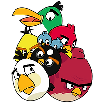 Angry Birds Clipart