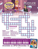 Tangled Queen For A Day Puzzler