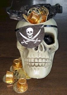 Skull Candy Prize Favor