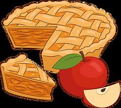 apple pie clipart png