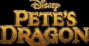 Petes Dragon Logo png